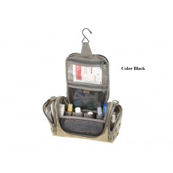 Borsello militare Maxpedition Aftermath toiletries bag Black.