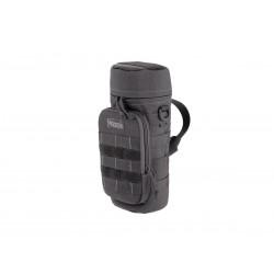 """Borsello militare Bottle holder 10""""x4"""" black, Borsello Tattico militare made in U.s.a."""