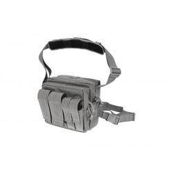 Borsello militare Maxpedition Active Shooter Bag Green, Borsello Tattico militare made in U.s.a.
