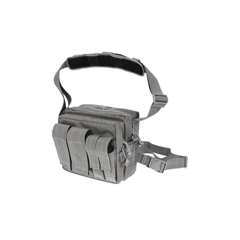 Maxpedition Militärtasche, Active Shooter Bag Grüne, militärische taktische Tasche aus den USA.