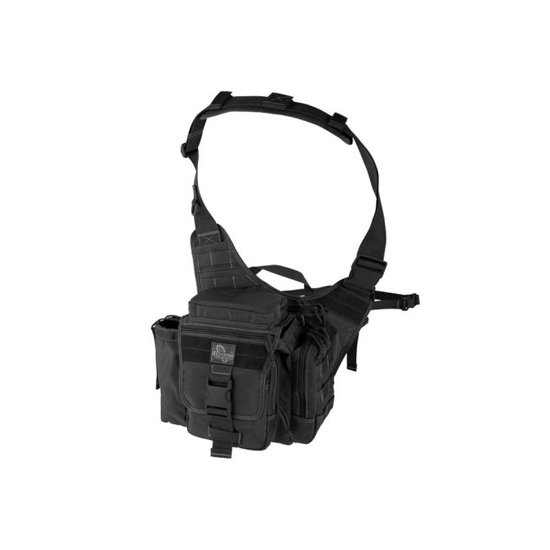 Maxpedition Militärtasche, Jumbo E.D.C. schwarze Farbe