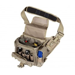Military bag Maxpedition Jumbo L.E.O. Khaki, Military Tactical bag made in U.s.a.