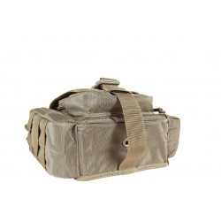 Borsello militare Maxpedition Jumbo L.E.O. Khaki.