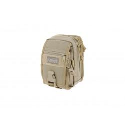 Maxpedition Military Bag, M-5 Waistpack Khaki, Tactical Bag made in U.s.a.
