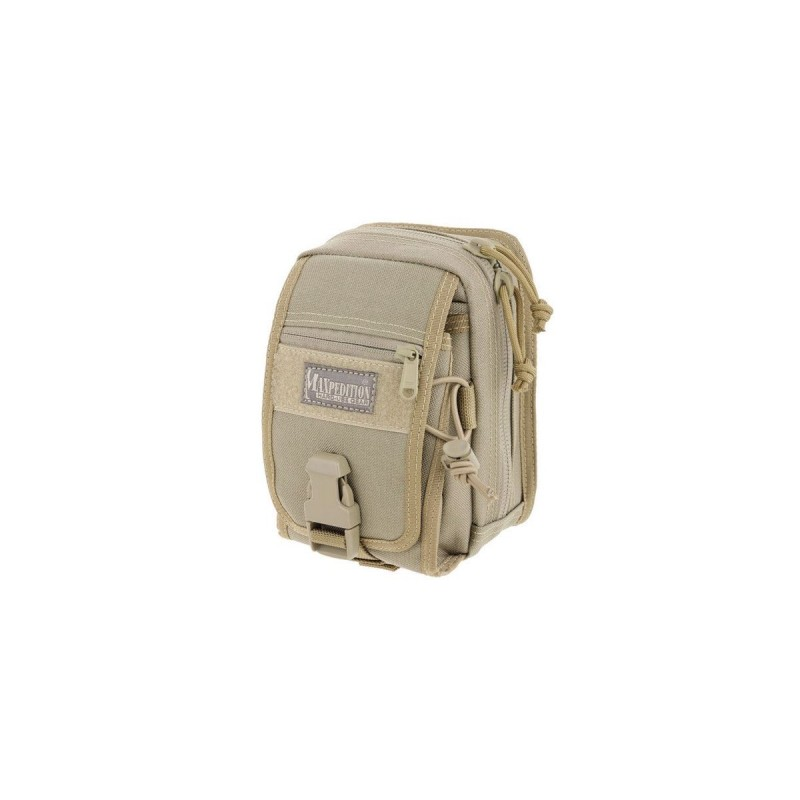 Maxpedition Military Bag, M-5 Waistpack Khaki, Taktische Tasche hergestellt in den USA.