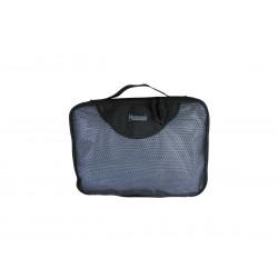 Maxpedition Militärtasche, Cuboid Large Black, hergestellt in den USA.