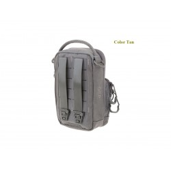 Maxpedition Military bag Dep Daily essentials pouch Tan, Military Tactical bag made in U.s.a.
