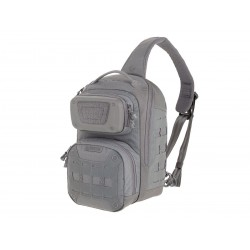 Maxpedition Military Backpack, Edgepeak ™ Ambidextrous Sling Pack 15L. Color: Grey.