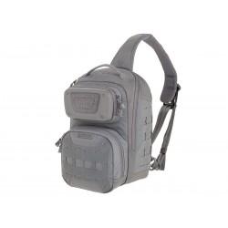 Zaino militare Maxpedition, Edgepeak™ Ambidextrous Sling Pack 15L. colore grigio.