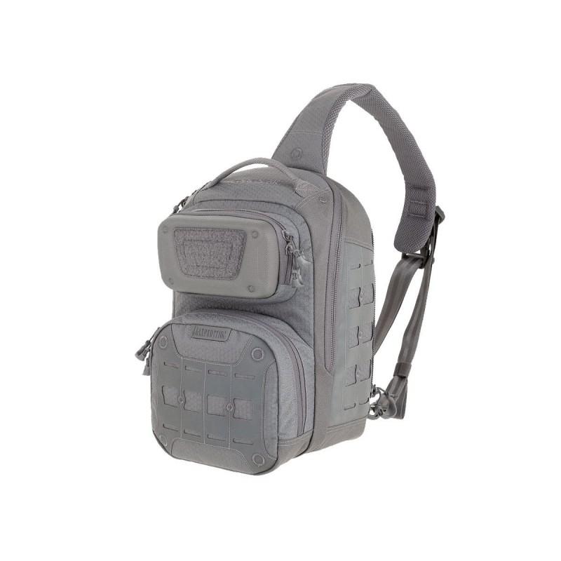 Maxpedition Militärrucksack, Edgepeak ™ Ambidextrous Sling Pack 15L. Farbe: Grau.