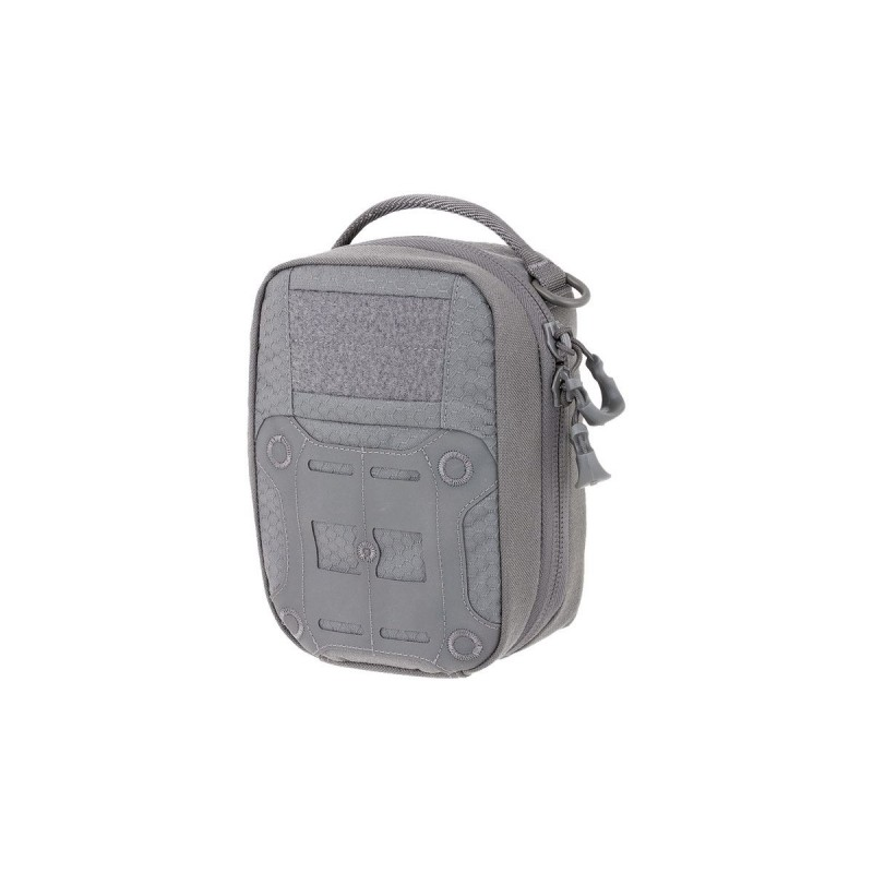 Maxpedition Military bag AGR FRP, First Response Pouch, FRP color Gray, Military Tactical bag made in U.s.a.