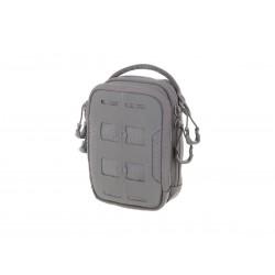 Borsello militare Maxpedition CAP compact admin pouch Color Gray.