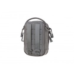 Borsello militare Maxpedition CAP compact admin pouch Color Gray.
