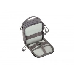 Maxpedition Military bag CAP, compact admin pouch Color Gray, Military Tactical bag made in U.s.a.