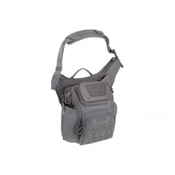 Borsello militare Maxpedition Wolfspur crossbody shoulder bag Gray.