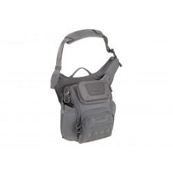 Maxpedition Militärtasche, Wolfspur Umhängetasche Grau, Military Tactical Tasche hergestellt in den USA.