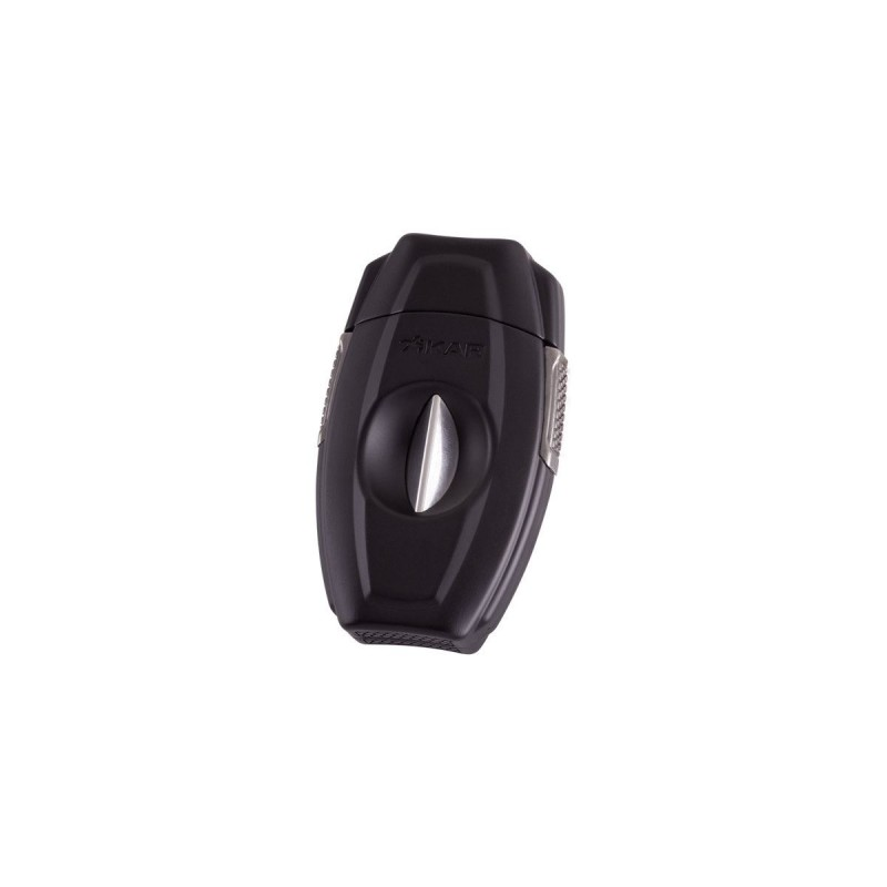 Xikar VX2 V-CUT Black, Cigar cutter, Guillotine Cutter
