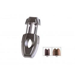 Xikar VX2 V-CUT Gunmetal, Cigar cutter, Guillotine Cutter