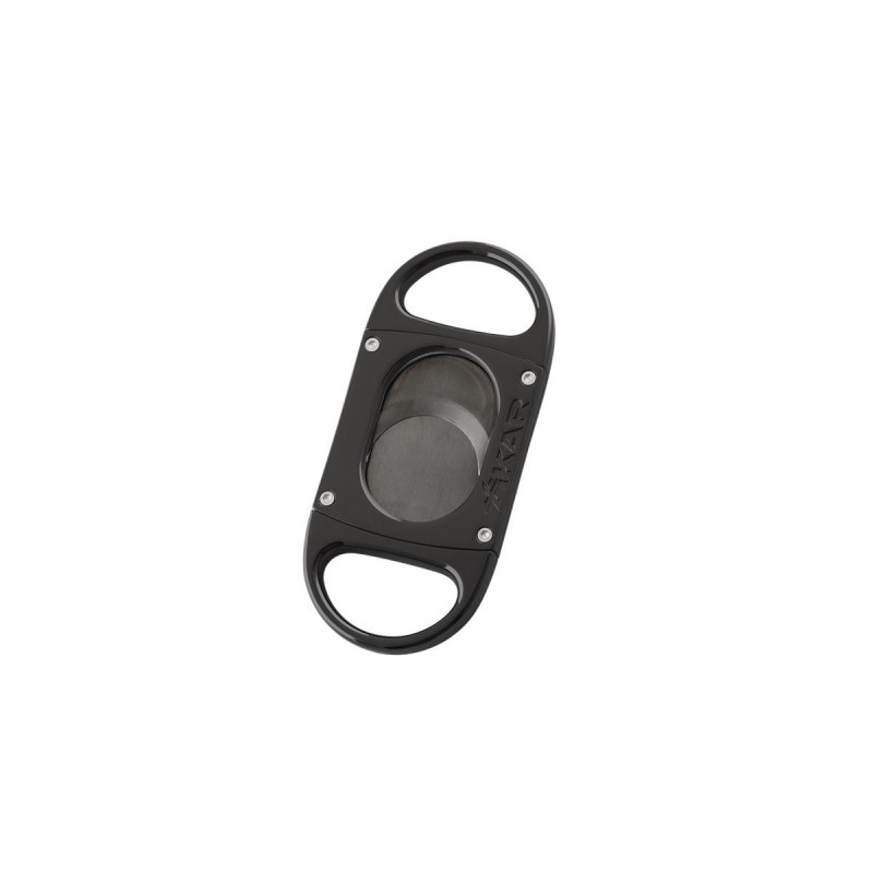 Xikar M8 Metal Black, Cigar cutter, Guillotine Cutter