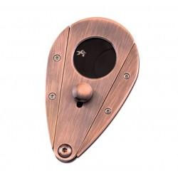 """Tagliasigari Xikar XI3 """"Vintage Bronze"""", (cigar cutters)."""
