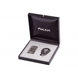 Tagliasigari Xikar Caliber Collection Limited Edition, tagliasigari a ghigliottina (cigar cutters).