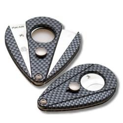 Xikar XI2 carbon fiber Look, Cigar cutter, Guillotine Cutter