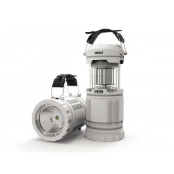 Lanterna da campeggio Nebo Z-BUG Lantern 300 Lumens COB LED + 120 Lumens LED.