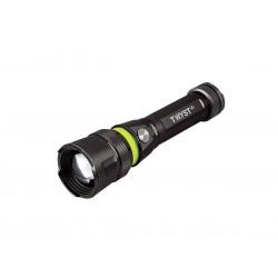 Nebo Tools Twist Z 75 + 200 Lumen, LED-Taschenlampe