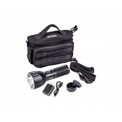 Torcia led super luminosa Nextorch Saint Torch 11, 3500 Lumens, (Led flashlight).