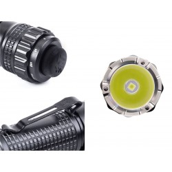 Nextorch TA30, 1100 Lumens, Led flashlight / military torch