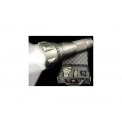 Torcia HID Nextorch Saint Torch, 450 Lumens, torcia HIDricaricabile. (Led flashlight).