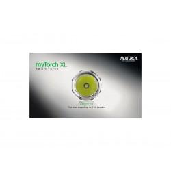 Nextorch My torch Rc XL 780 Lumens, LED flashlight