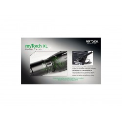 Torcia led Nextorch MyTorch RC XL 780 lumens, (Led flashlight).