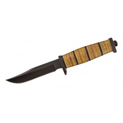 Buck 117 Small Brahma Knife, hunter's knife.