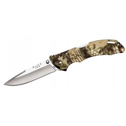 Buck 286 Bantam BBW Kryptek Highlander, hunting knife.
