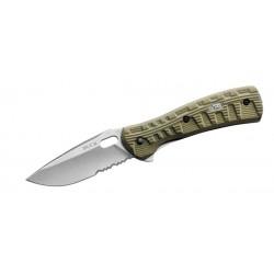 Buck 847ODX Vantage Pro Green knife, hunter knife.
