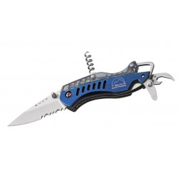 Buck 760RDK Summit Blue knife, Multi Tool.