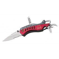 Coltello Buck 760RDK Summit Red, Coltello multiuso (pocket knife).