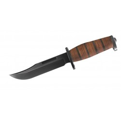 Buck 119 Brahma knife, hunting knife.