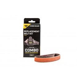 Ersatzbänder-Kit für die Work Sharp Messerschärfer