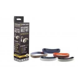 Spare ribbons kit for knife sharpener Work Sharp