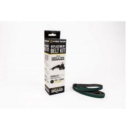 Replacement belts P80 for machine Sharpener Work Sharp Box 6 pcs. (knife sharpener)