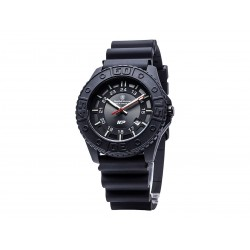 Smith & Wesson model Tritium mil-pol black, (military watches).