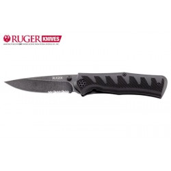 Coltello tattico Ruger Crack Shot Compact Stw. (Ruger knives).
