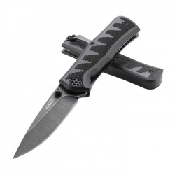 Knife Ruger Crack Shot Compact Stw, Tactical knives, made with CRKT