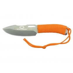 Coltello Witharmour Yaksha Orange, coltello tattico (EDC knives / Tactical knives)