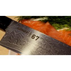 Samura 67 Damascus coltello per sfilettare damascato cm.15