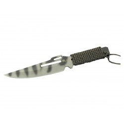 Knife Linton Triceratopos Horn mimetic, Linton survival knives.