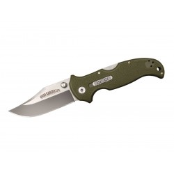 Coltello Cold Steel Bush ranger lite 21° Green, Coltello tattico