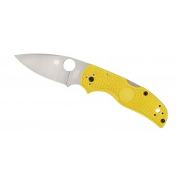 Coltello Spyderco Native 5 Salt yellow Plan EDGE C41PYL5